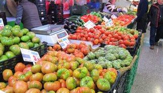 L'IPC interanual escala una dècima a l'octubre, fins al -0,1%, pels preus dels aliments