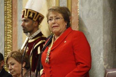 Foto: Bachelet: Una democracia fuerte necesita superar las desigualdades sociales (EUROPA PRESS)