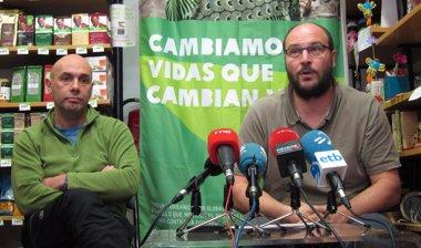 Foto: Intermón Oxfam alerta en una campaña del crecimiento de la desigualdad (EUROPA PRESS)