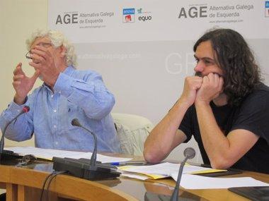 """Foto: Beiras, sobre os casos de corrupción: """"Xa non a vexo porque hai tanta merda..."""" (EUROPA PRESS)"""