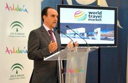Foto: Andalucía acude a la WTM de Londres para afianzar su liderazgo en el mercado británico y seguir creciendo (EUROPA PRESS)