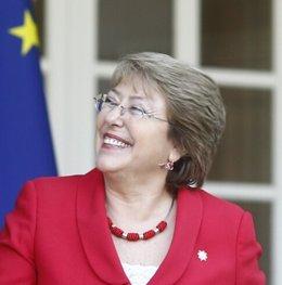 Foto: Bachelet apuesta por democracias más participativas (EUROPA PRESS)