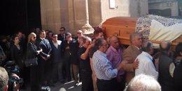 Foto: El mundo del toreo da el último adiós a Manzanares (EUROPA PRESS)