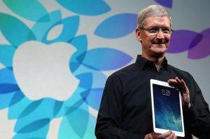 """Foto: Tim Cook, el CEO de Apple: """"Ser gay, el mayor don que Dios me ha dado"""" (GETTY )"""