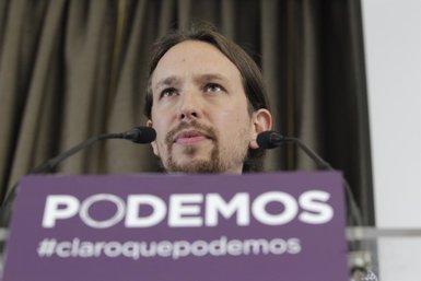 Foto: Podem supera els 400.000 seguidors a Twitter (EUROPA PRESS)