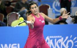 Foto: Muguruza acaricia las semifinales en Sofía tras remontar a Penetta (WTA TOC)