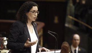 """Rovira diu que la """"denuncia política"""" contra el Govern espanyol s'enviarà a l'ONU"""
