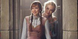 Foto: Elsa y Anna (Frozen) se reúnen en Once Upon A Time (ABC)