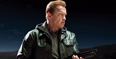 Foto: Primera imagen de Arnold Schwarzenegger en Terminator Genisys (PARAMOUNT)