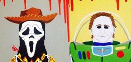 Foto: Halloween 2014: Los personajes de Pixar también se disfrazan (ART BY GABE)