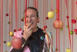 Foto: Júlio Quaresma invita a un festín de ironía, color y sensualidad en el IVAM con sus 'Arqueologías comestibles' (IVAM)