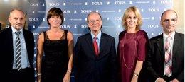 Foto: Tous abre una 'flagship store' en la 'Milla de Oro' de Bilbao (TOUS)