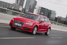 Foto: Audi abrirá un espacio temporal para exhibir el A3 Sportback e-tron (AUDI)