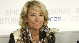 """Foto: Aguirre propone seis iniciativas para evitar la corrupción que podrían ponerse en marcha """"de manera inmediata"""" (EUROPA PRESS)"""