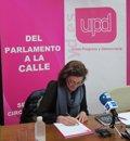 """Foto: UPyD: """"La situación de las fronteras sobrepasarían a cualquier estado"""" (EUROPA PRESS)"""