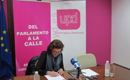 """Foto: Pagazaurtundua: """"La situación de las fronteras de Ceuta y Melilla sobrepasarían a cualquier estado"""" (EUROPA PRESS)"""