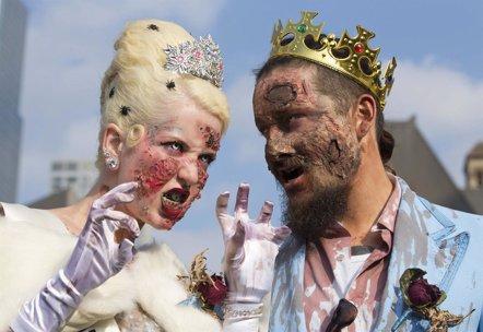 Foto: Lentillas y maquillaje, los principales peligros del disfraz de Halloween (CORDON PRESS)