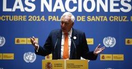 """Foto: Margallo, sobre la corrupción: """"Es un mal general que la gente no dimita cuando debe"""" (EUROPA PRESS)"""