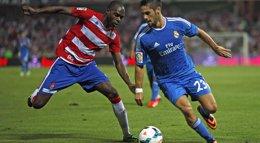 Foto: Previa del Granada - Real Madrid (JON NAZCA / REUTERS)