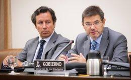 Foto: Catalá emplaza a Mas a respetar el Estado de Derecho y cumplir las resoluciones de los tribunales (CONGRESO)
