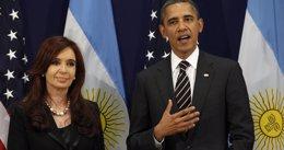 Foto: Fernández exige a Obama que aclare si existen vínculos entre una funcionaria de EEUU y los 'fondos buitre' (REUTERS)