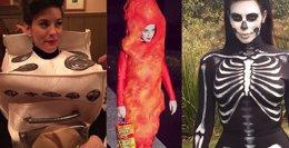 Foto: Halloween: Así se disfrazaron los famosos (INSTAGRAM DE LIV TYLER, KATY PERRY Y KIM KARDASHIA)