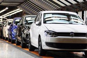 Foto: Economía/Motor.- Dos sentencias condenan a Volkswagen Navarra por sustitución de trabajadores en huelga (EUROPA PRESS/VW-NAVARRA)