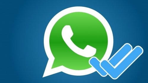 Doble tick azul de WhatsApp