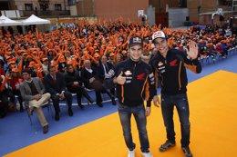 """Foto: Márquez: """"Honda tiene trabajo este invierno"""" (JAIMEOLIVARESGGPP)"""