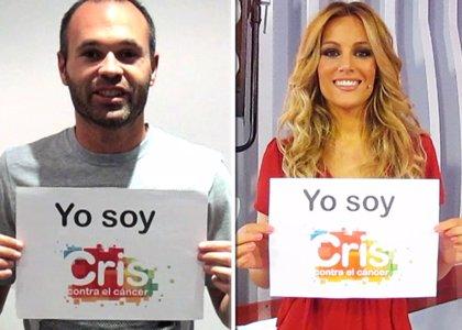Foto: Más de 100 famosos participan en la campaña #YoSoyCris para la investigación contra cáncer