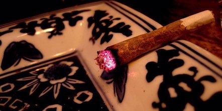 Foto: Ser fumador pasivo de marihuana,  igual de dañino para el corazón que de tabaco (FLICKR/WIROS)