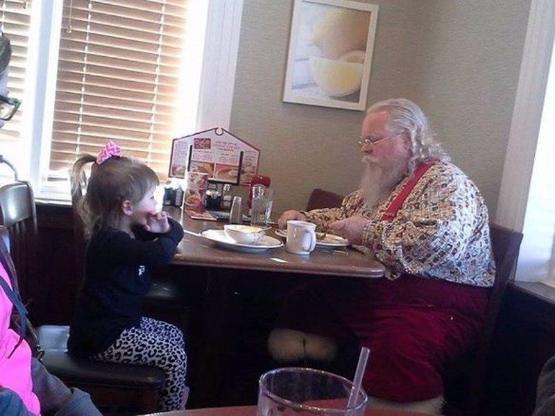 Gracie Wilson La Ni A De 3 A Os Que No Quer A Que Santa