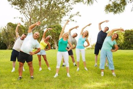 Foto: El ejercicio moderado reduce el riesgo de Parkinson (GETTY)