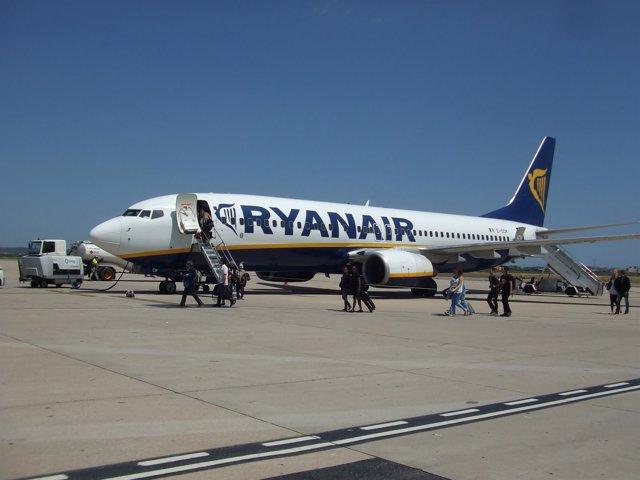 Foto: Ryanair compra a Boeing sus aviones través de una filial en Luxemburgo, según L'Echo