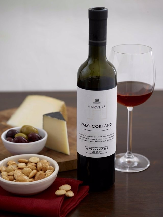 Foto: La International Wine & Spirit Competition otorga a Harveys el trofeo Sherry