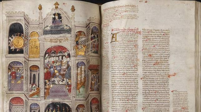 biblia de la casa de Alba