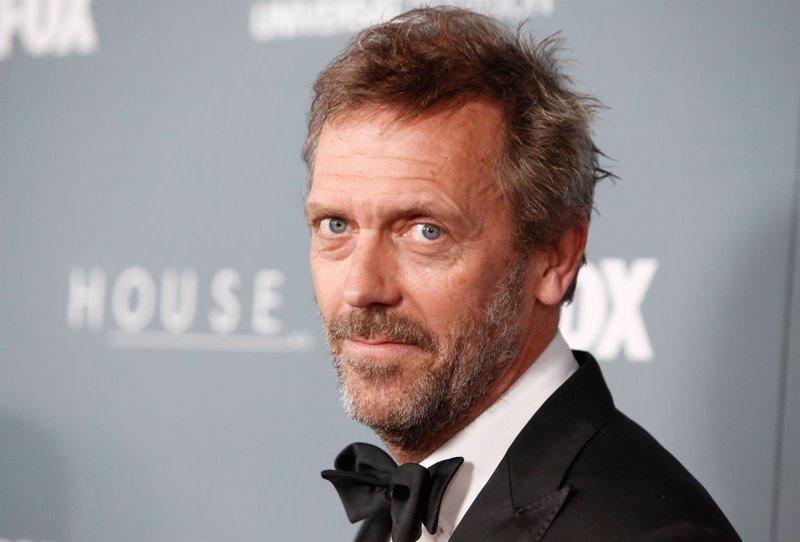 Hugh Laurie (House) vu...