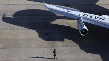 Foto: Los cazas de la OTAN han tenido que hacer 400 despegues urgentes para interceptar aviones rusos (REUTERS)