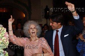Foto: Francisco Rivera, el exyerno ausente en el adiós a la Duquesa de Alba (EUROPA PRESS)