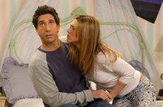 Foto: Friends: Estarien junts Ross i Rachel deu anys després? (NBC)
