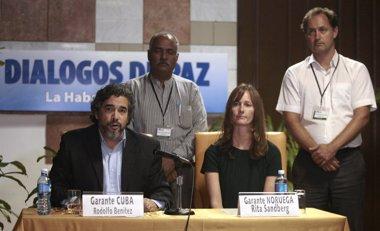 Foto: Los secuestrados por las FARC podrían ser liberados entre el sábado y el lunes (REUTERS)