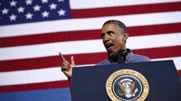 """Foto: Obama denuncia un sistema migratorio """"roto"""" y anuncia acciones ejecutivas para reformarlo (JASON REED / REUTERS)"""