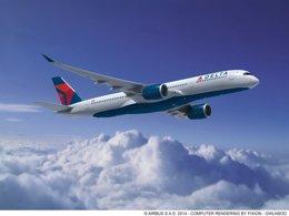 Foto: Delta compra 50 aviones a Airbus de cabina ancha, valorados en 11.446 millones (AIRBUS)