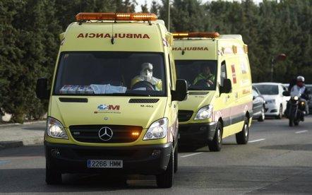 Foto: La cooperante repatriada por riesgo de ébola sigue sin síntomas (EUROPA PRESS)