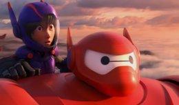Foto: Tráiler final de Big Hero 6: ¿Preparado para volar con Baymax? (DISNEY)