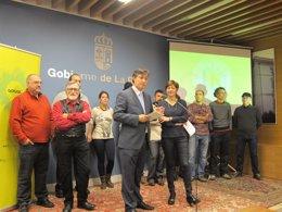 Foto: Las calles de Logroño serán el escenario insólito de Actual 2015 (EUROPA PRESS)