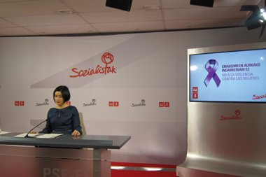 "Foto: PSE urge a ""recuperar la ventanilla única"" ante la violencia de género (EUROPA PRESS)"