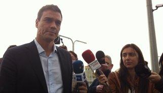 """Sánchez demana atendre els 23 punts de Mas """"a curt termini"""""""
