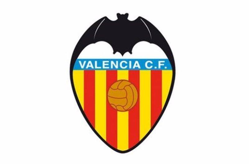 escudo del valencia cf: