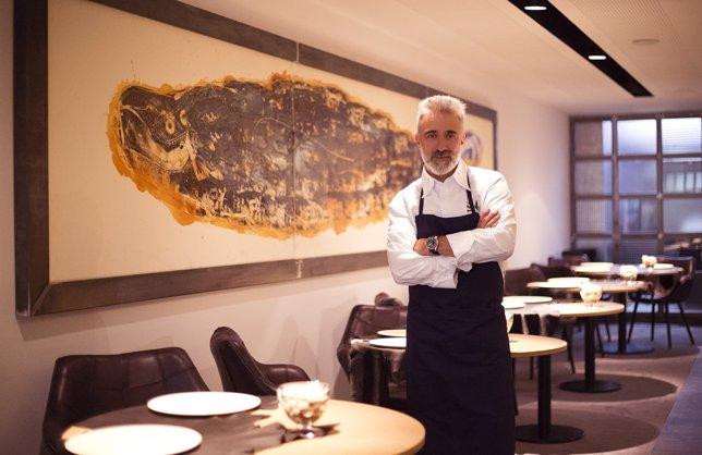 Sergi arola reabre su restaurante de zurbano con cambio de imagen y nuevo horario - Restaurante sergi arola madrid ...